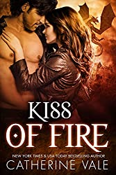 Kiss of Fire (English Edition)