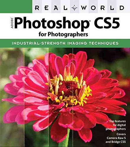 [(Real World Adobe Photoshop CS5 for Photographers)] [By (author) Conrad Chavez ] published on (September, 2010)