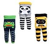 backbuy] 3 - hose 0-24 monate baby Jungen kleinkind leggings hosen - hose PK3K4K5 (12-18 Monate)