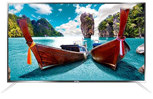 Intex 127 cm (50 inches) Full HD LED Smart TV SF5004 (Black)
