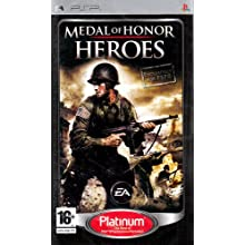 Medal of Honor Heroes: Platinum (PSP)