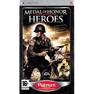 Medal of Honor Heroes: Platinum (PSP)