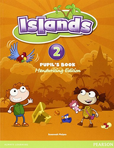 Islands handwriting Level 2 Pupil's Book plus pin code