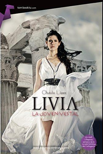Livia, la joven vestal (Tombooktu Romance)
