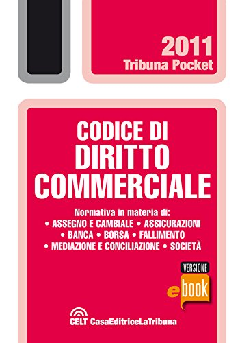 Codice di diritto commerciale (Tribuna pocket)