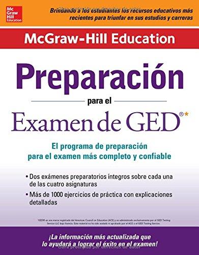 Preparacion Para El Examen de GED
