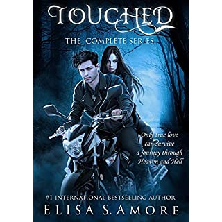 Touched: The Complete Saga (Touched Saga)