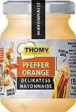 Thomy Delikatess Mayonnaise Pfeffer und Orange, 130 g