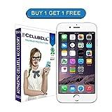 Cellbell Premium Apple Iphone 6 6s Tempe...
