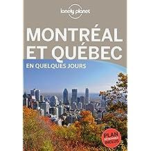 Montréal et Québec En quelques jours - 3ed