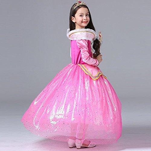 varietà di design Raccogliere colore attraente Katara 1742 Costume Bambine Vestito Principessa Aurora La ...