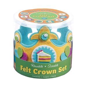 Mudpuppy - Crea tu corona real (MPCF38425)
