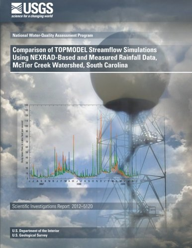 Comparison of TOPMODEL Streamflow Simulations Using NEXRAD-Based and Measured Rainfall Data, McTier Creek Watershed, South Carolina por U.S. Department of the Interior