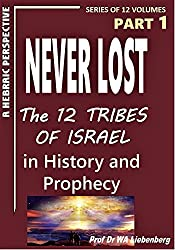 Never Lost: The Twelve Tribes of Israel: Mysteries in History and Prophecy! Book 1