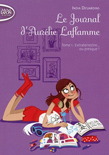 Le Journal d'Aurélie Laflamme, tome...