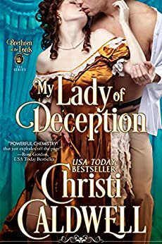 My Lady of Deception (Brethren of the Lords Book 1) by [Caldwell, Christi]