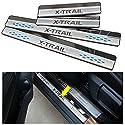Nissan Rogue X-Trail 14-15Türhaut, Scuff Plate Guard Ladekanten Paneele Schützen