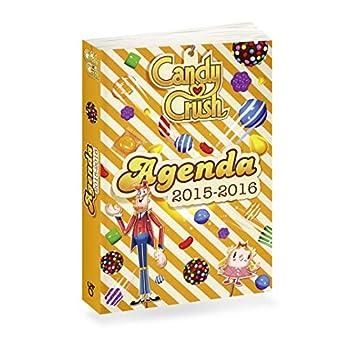 Agenda Candy Crush 2015-2016
