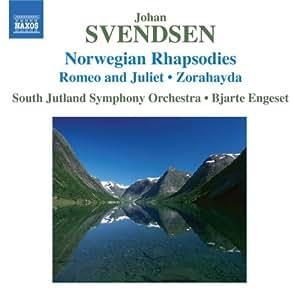 Svendsen: Norwegian Rhapsodies