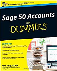 Sage 50 Accounts For Dummies (Updated for 2011)