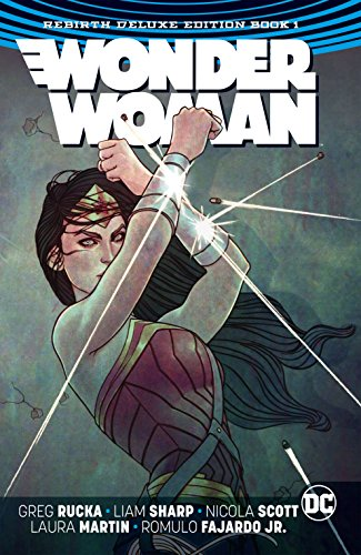 Wonder Woman: The Rebirth Deluxe Edition - Book 1 (Wonder Woman (2016-))