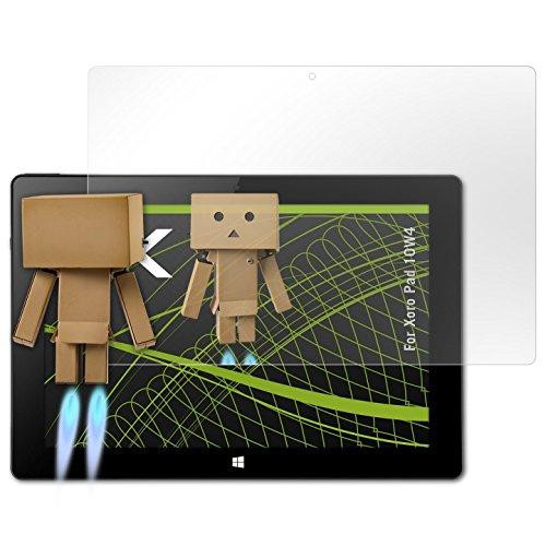 atFolix Bildschirmfolie für Xoro Pad 10W4 Spiegelfolie, Spiegeleffekt FX Schutzfolie