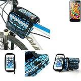 Fahrrad Rahmentasche für Hisense HS-U971AE,