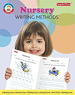 NURSERY WRITING METHODS (WORK BOOK SERIES 1) by [P V, BADRINATH]
