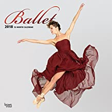 Ballet - Ballett 2018 - 18-Monatskalender: Original BrownTrout-Kalender [Mehrsprachig] [Kalender] (Wall-Kalender)