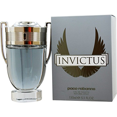 Paco Rabanne Invictus Eau de Toilette Spray for Him 150 ml