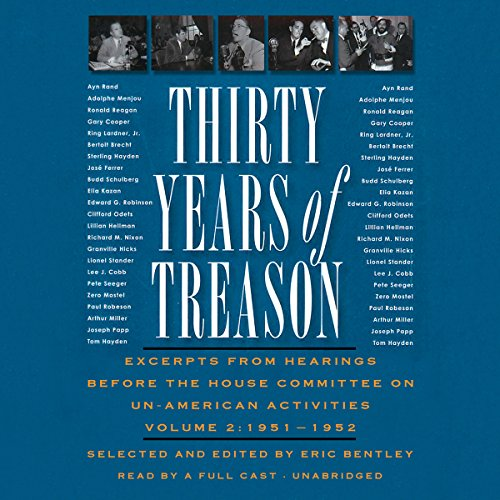 Thirty Years of Treason, Vol. 2  Audiolibri