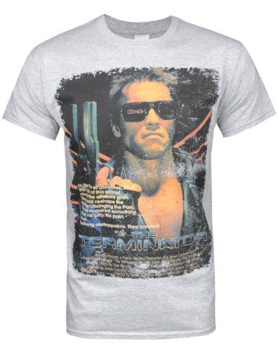 Official Terminator Poster Men's T-Shirt