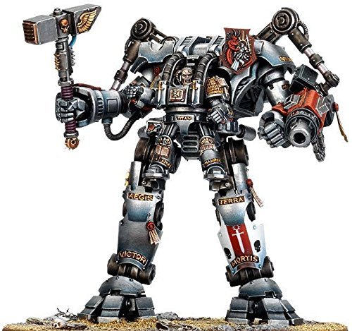 Grey Knights Nemesis Dreadknight by Games Workshop Grey Knight