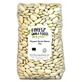 Forest Whole Foods - Organic Butter Beans (Lima Beans) (2kg)