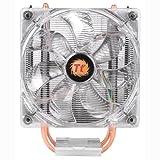 Thermaltake Contac 39 - Ventilador de PC (Enfriador, Procesador, 12 cm, Metálico, Aluminio, LED)