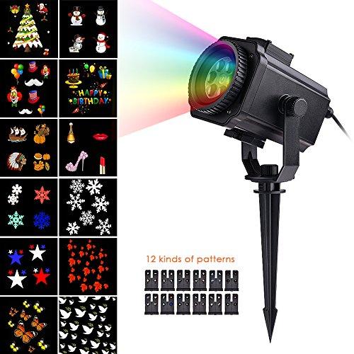 Projector Christmas Lights,Sundl...