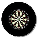 Darts Catchring in SCHWARZ
