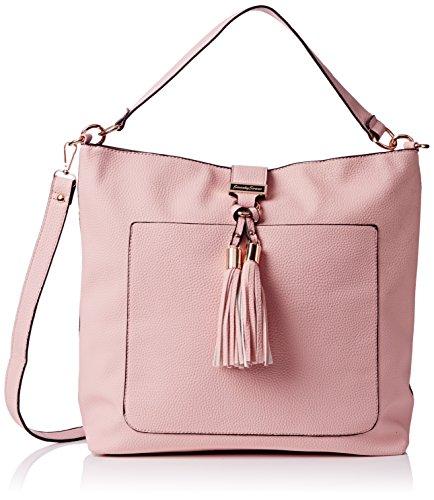 Swankyswans Tasmania Tassel, Damen Schultertaschen, Pink - Pink (Light Pink) - Größe: One Size Light Pink Patent Schuhe