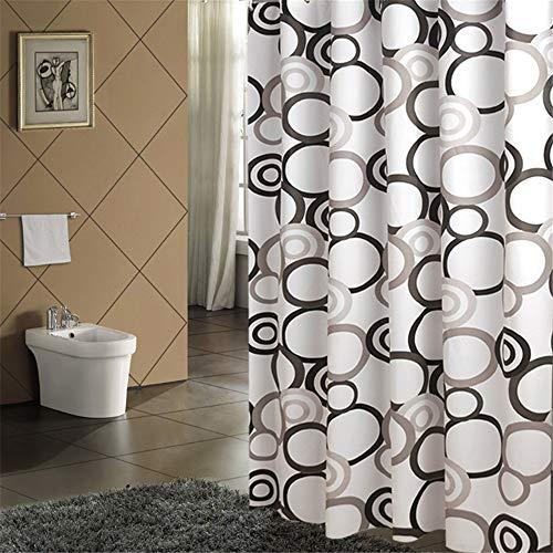 YPYSYL Bad wasserdicht duschvorhang Tuch duschvorhang Vorhang Vorhang blindform partition Schild Vorhang Vorhang Bad Vorhang, 2,4 * 2 mt, a1 -