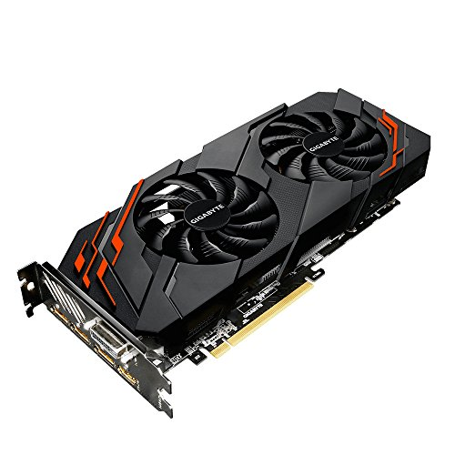 Carte graphique Gigabyte GeForce GTX 1070 OC WindForce 2X, 8192 MB GDDR5