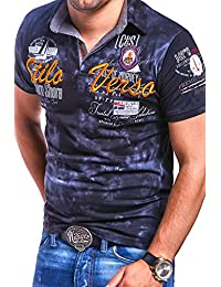 MT Styles Polo PP-STAGE manches courtes T-Shirt R-2995