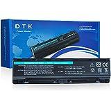 DTK® Batería de repuesto para portátil for Toshiba part number PA5023U-1BRS, PA5024U-1BRS, PA5025U-1BRS, PA5026U-1BRS, PABAS259, PABAS260, PABAS261, PABAS262, 6cells 4400 mAh Satellite L850 Series battery