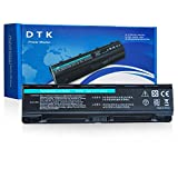 DTK® Ultra Hochleistung Notebook Laptop Batterie Li-ion Akku für Toshiba part number PA5023U-1BRS, PA5024U-1BRS, PA5025U-1BRS, PA5026U-1BRS, PABAS259, PABAS260, PABAS261, PABAS262, 6cells 4400 mAh Satellite L850 Series battery