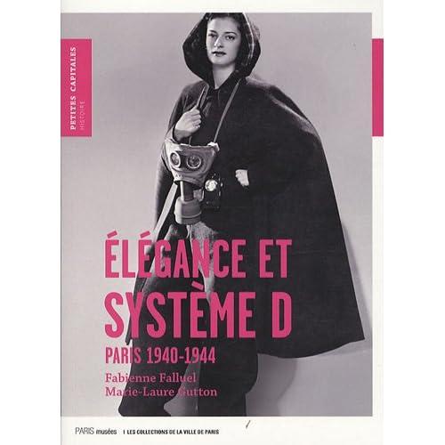 Elégance et système D : Paris 1940-1944, Accessoires de mode sous l'occupation