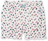 Petit Bateau Baby-Mädchen Shorts Culotte Bloomer 28768, Mehrfarbig (Marshmallow/Babylone/Multico 58), 68 (Herstellergröße: 6m/67cm)