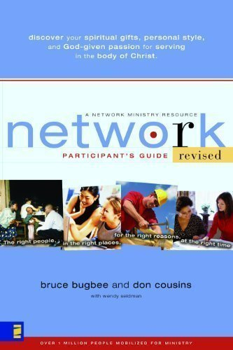 Network Participant's Guide: The Right People, in the Right Places, for the Right Reasons, at the Right Time by Bugbee, Bruce L., Cousins, Don Revised Edition [paperback(2005/5/24)]
