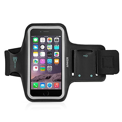 iPhone 6s Armband, Anker Sport Armband for iPhone 6 / 6s (4.7...