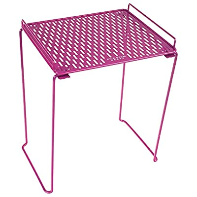 """Five Star Locker Organizer, Locker Shelf, Extra Tall, Holds up to 100 Lbs. Fits 12"""" Width Lockers, Color Will Vary (81068) - inexpensive UK light store."""