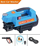 NEPTUNE SIMPLIFY FARMING Plastic Portable High Pressure Household Electric Bicycle Washing Device Cleaning