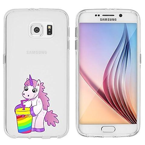 licaso® Hülle für Samsung Galaxy S6 5,1
